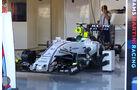 Williams - GP England - Silverstone - Freitag - 3.7.2015