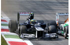 Williams GP Italien 2012