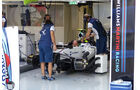 Williams - GP Italien - Monza - Freitag - 4.9.2015