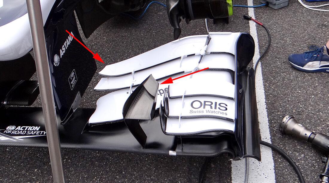 Williams - GP Korea 2013