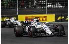 Williams - GP Mexiko 2017