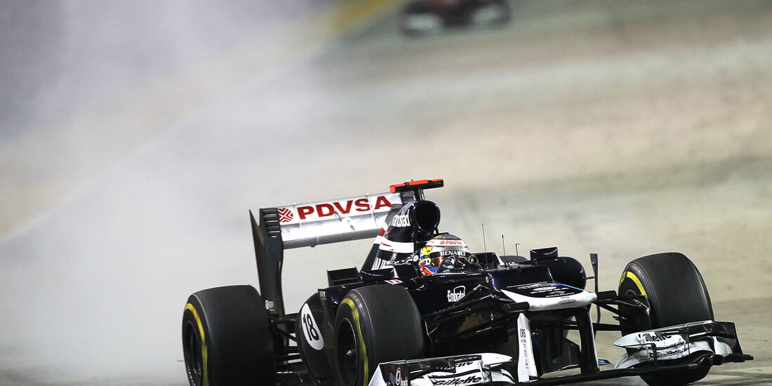 Williams GP Singapur 2012