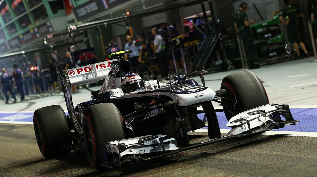 Williams - GP Singapur 2013