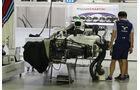 Williams - GP Singapur - Formel 1 - Mittwoch - 13.09.2017