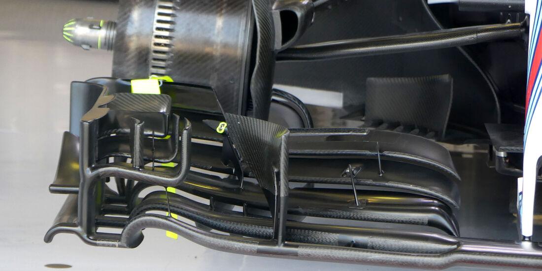 Williams - GP Ungarn - Budapest - Formel 1 - 28.7.2017