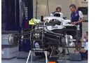 Williams - GP Ungarn - Budapest - Formel 1 - Donnerstag - 26.7.2018