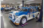 Williams - MG Metro - Museum - Lager - 2017