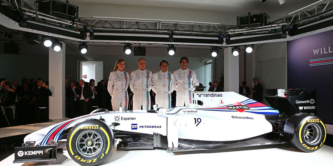 Williams Martini Racing, FW36, Formel 1