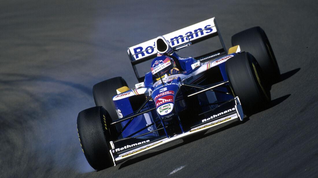 Williams-Renault - Jacques Villeneuve - GP Luxemburg - 1997