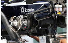Williams Technik - Formel 1 - GP Bahrain - 19. April 2013