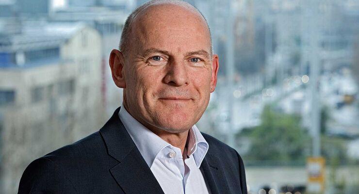 Winfried Hermann, Minister für Verkehr und Infrastruktur in Baden-Württemberg