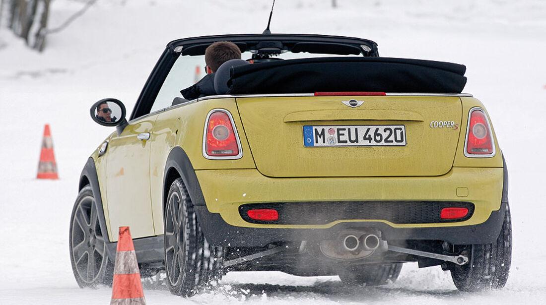 Winter-Fahrtraining