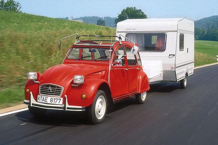 wohnwagen f r oldtimer der wohnwagen check auto motor. Black Bedroom Furniture Sets. Home Design Ideas