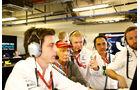 Wolff - Lauda - Webber - GP Abu Dhabi 2016 - Formel 1