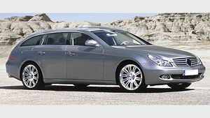 Xenatec Mercedes CLS