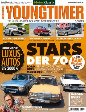 Youngtimer, Heft 03 2013, Heftvorschau, 0713