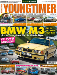 Youngtimer - Hefttitel, Titel  04/2014