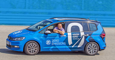 ZF Vision Zero Vehicle