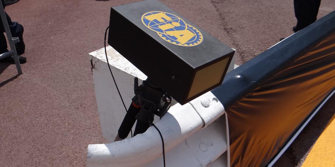 Zeitmessung - Formel 1 - GP Monaco - 24. Mai 2012
