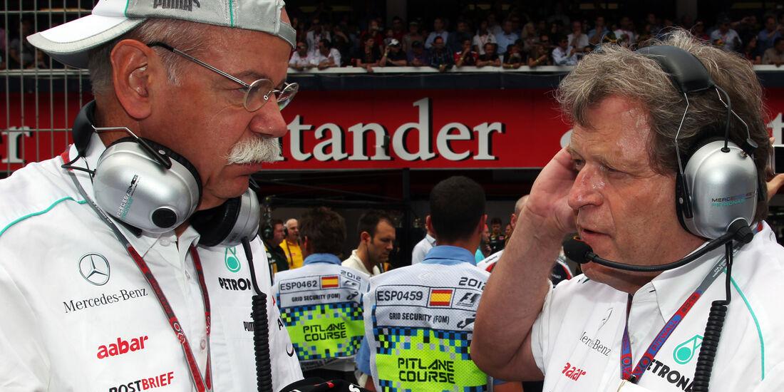 Zetsche & Haug GP Spanien 2012