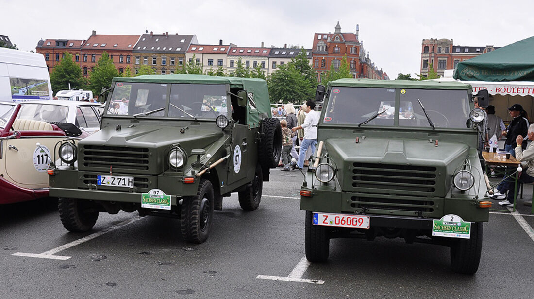 Zwei IFA P3