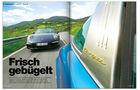 ams 08/2014, FB Porsche Targa / Florio