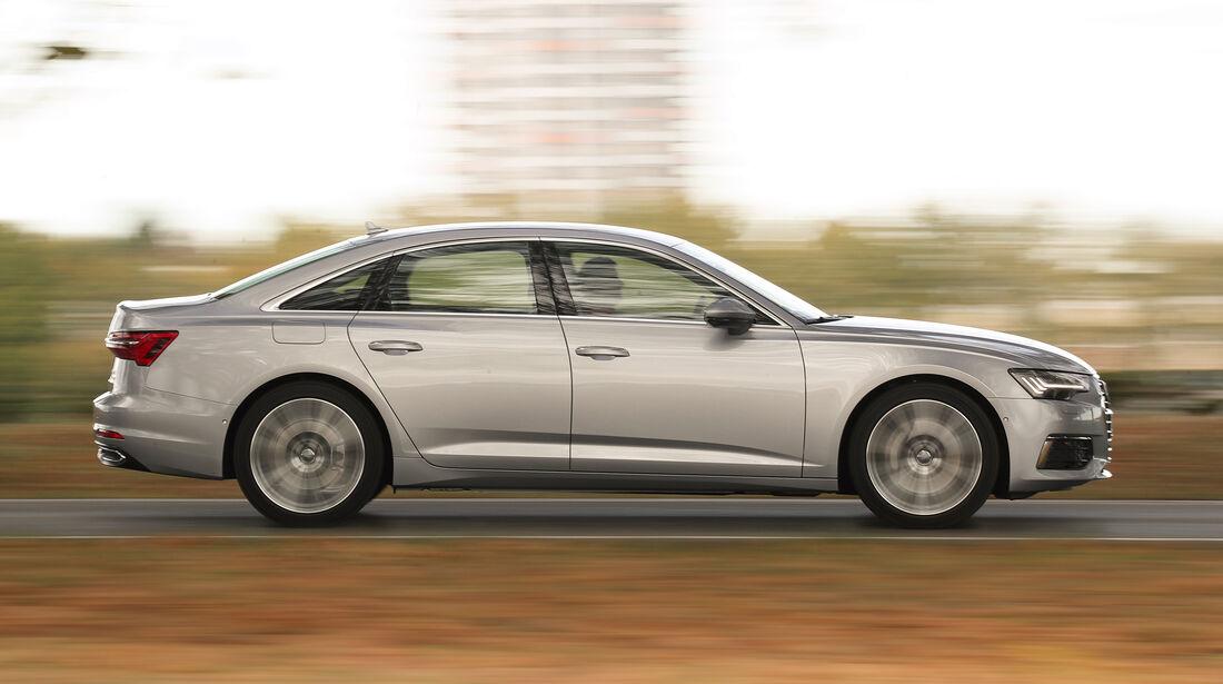 ams0219, Vergleichstest, Audi A6 45 TDI Quattro, Exterieur