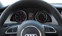 ams2011, Audi A5, Rundinstrumente