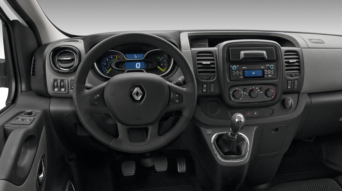 asv 2014, Renault, Cockpit
