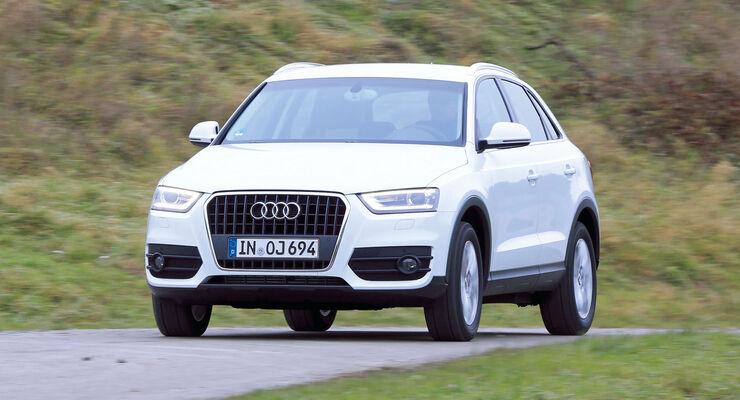 asv1314, Audi  Q3, die besten Familienautos