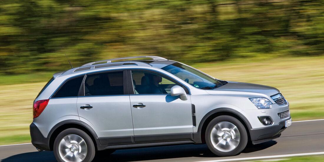 asv1314, Opel Antara, die besten Familienautos