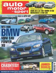 auto motor und sport 01/2008