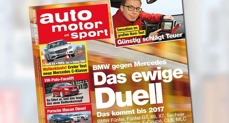 auto motor und sport 09/2014