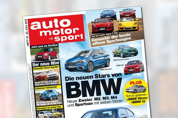auto motor und sport (16/2013)