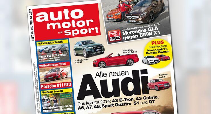 auto motor und sport (18/2013)