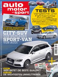 auto motor und sport - Heft 09/2012