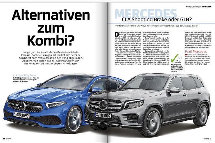Vorschau Heft 12/2018 - auto motor und sport