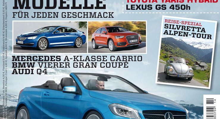 auto motor und sport - Heft 14/2012