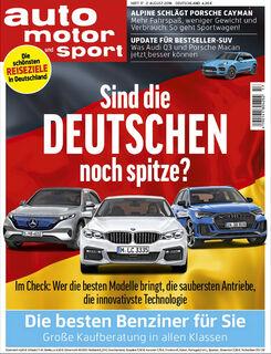 auto motor und sport Heft 17/2018