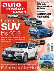 auto motor und sport Heft 2 2017