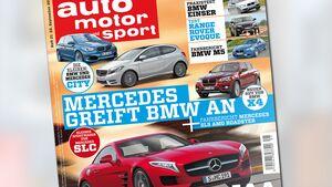 auto motor und sport Heft 21/2011