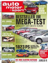 auto motor und sport - Heft 23/2012