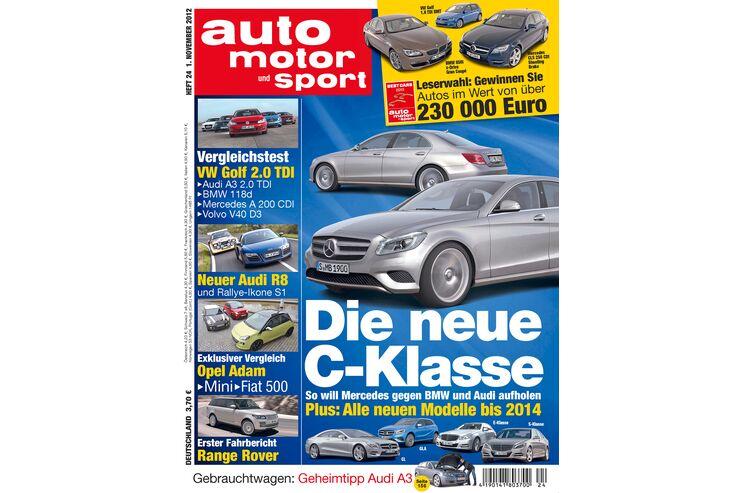 auto motor und sport - Heft 24/2012