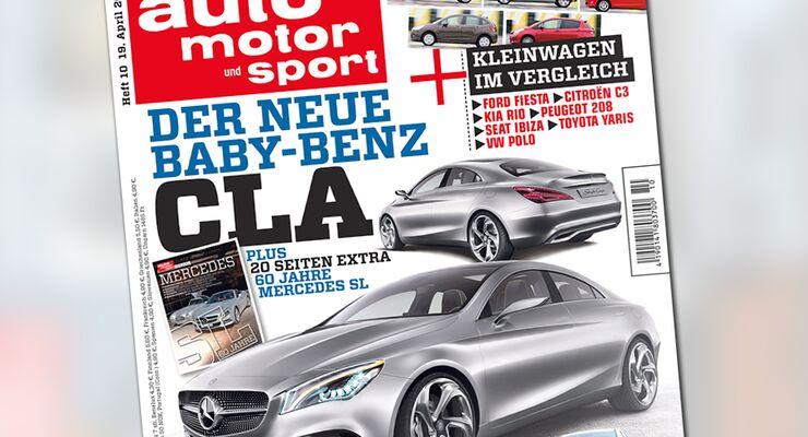 auto motor und sport Heft 9/2012