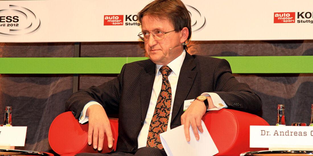 auto motor und sport-Kongress, Andreas Jung