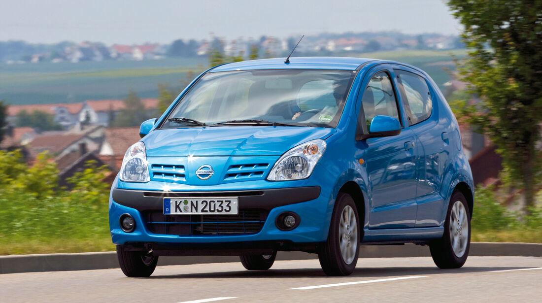 auto, motor und sport Leserwahl 2013: Kategorie A Minicars - Nissan Pixo