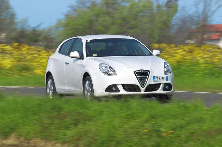 auto, motor und sport Leserwahl 2013: Kategorie C Kompaktklasse - Alfa Romeo Giulietta