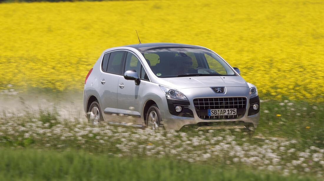 auto, motor und sport Leserwahl 2013: Kategorie C Kompaktklasse - Peugeot 3008