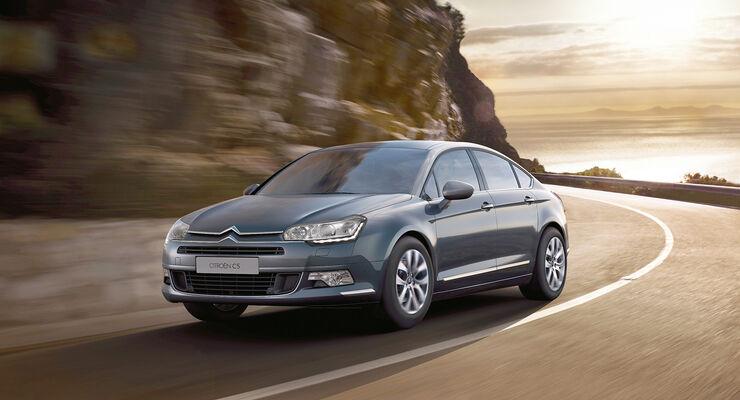 auto, motor und sport Leserwahl 2013: Kategorie D Mittelklasse - Citroën C5