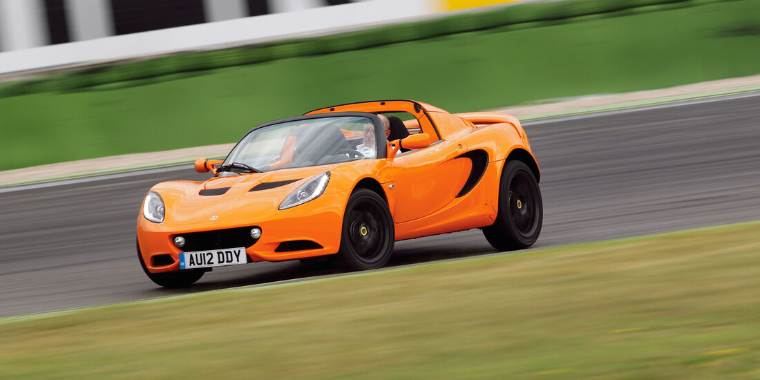 auto, motor und sport Leserwahl 2013: Kategorie H Carbrios - Lotus Elise